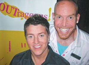 Drew Dennis and Ross Johnstone