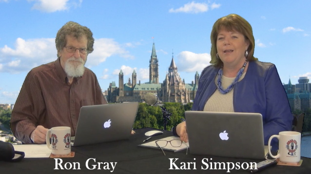 Kari Simpson Ron Gray webcast catching up