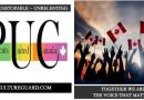 Parents United Canada tri-fold brochure