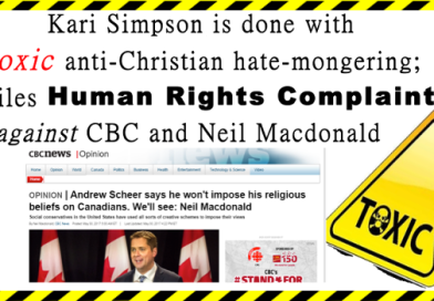 Human Rights Complaint Filed Against CBC and Neil Macdonald